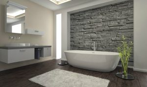 Stunning outcome of a newly renovated bathroom
