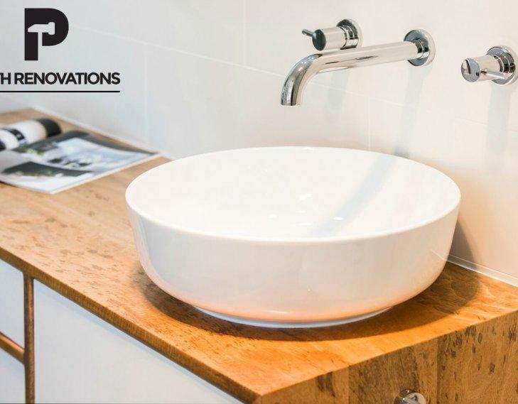Bathroom new basin