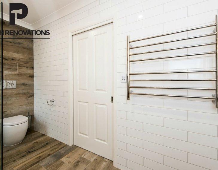 Bathroom reno freo