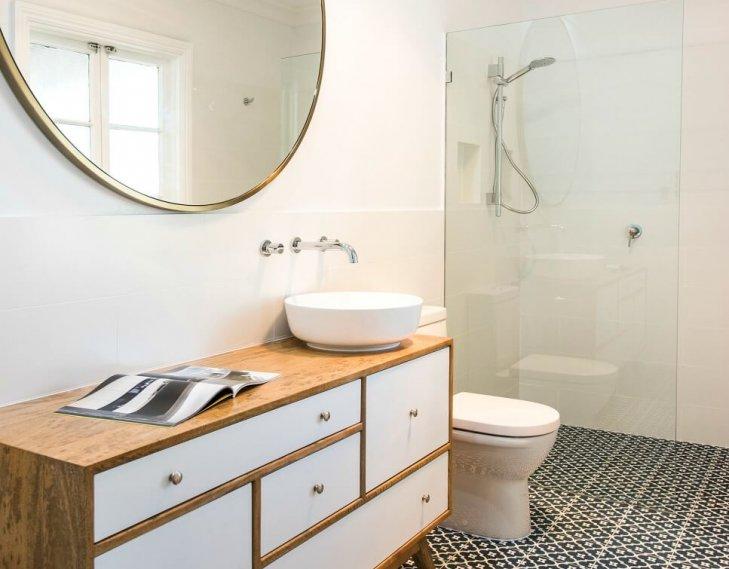 Bathroom reno lawley