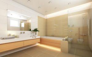 Bright Bathroom