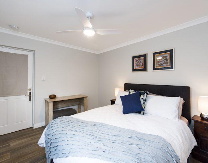 bedroom granny flat