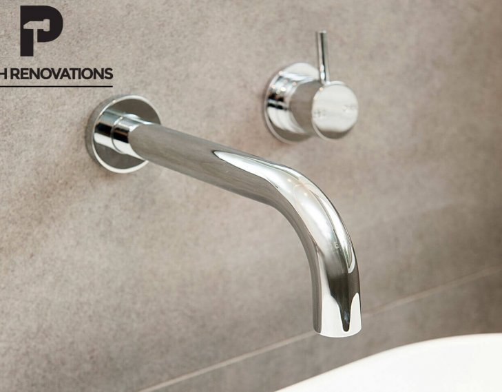 bicton bath tap