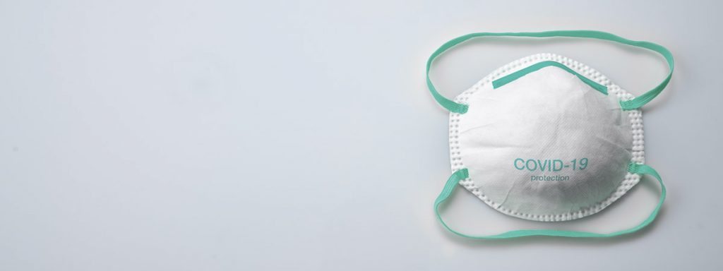 A coronavirus mask designed to keep you safe.