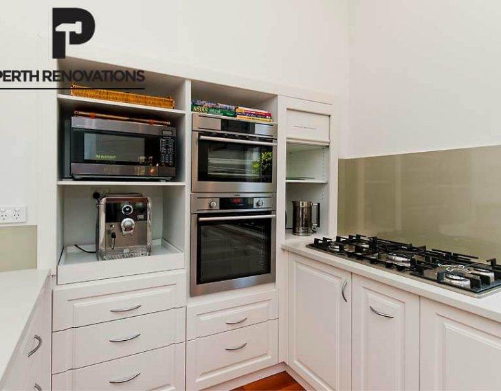 Finalised kitchen design