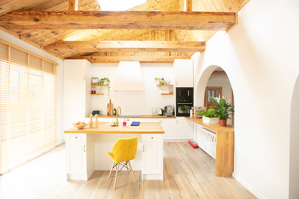 kitchen renovation eco friendly