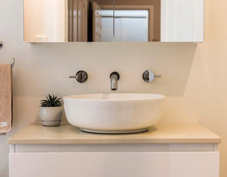 Perth bathroom sink