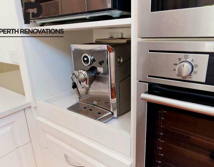 Renovation coffee machine