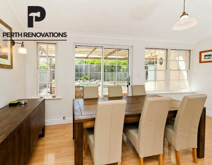 South perth dining room