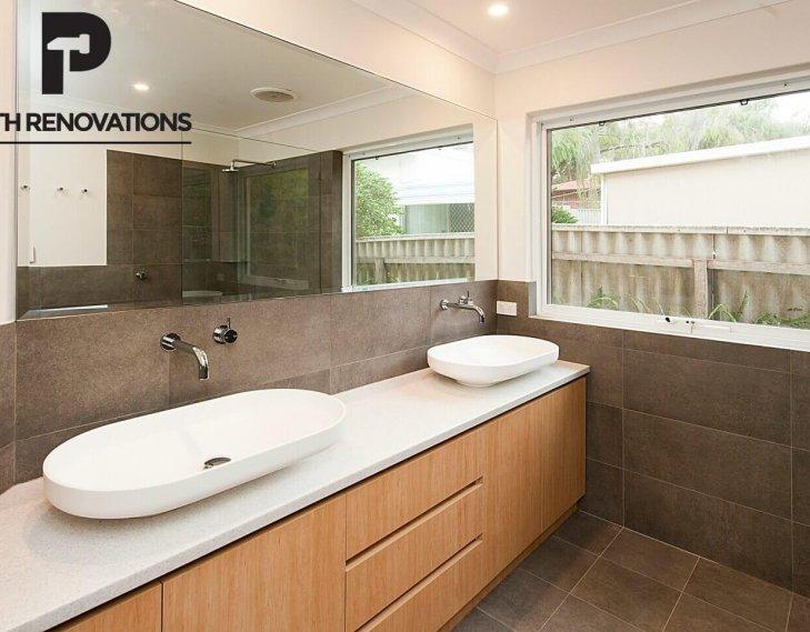 Stylish bicton bathroom