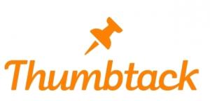 thumbtack actual logo