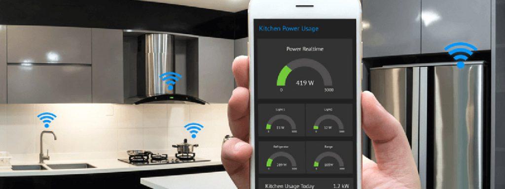 Smart kitchen Perth