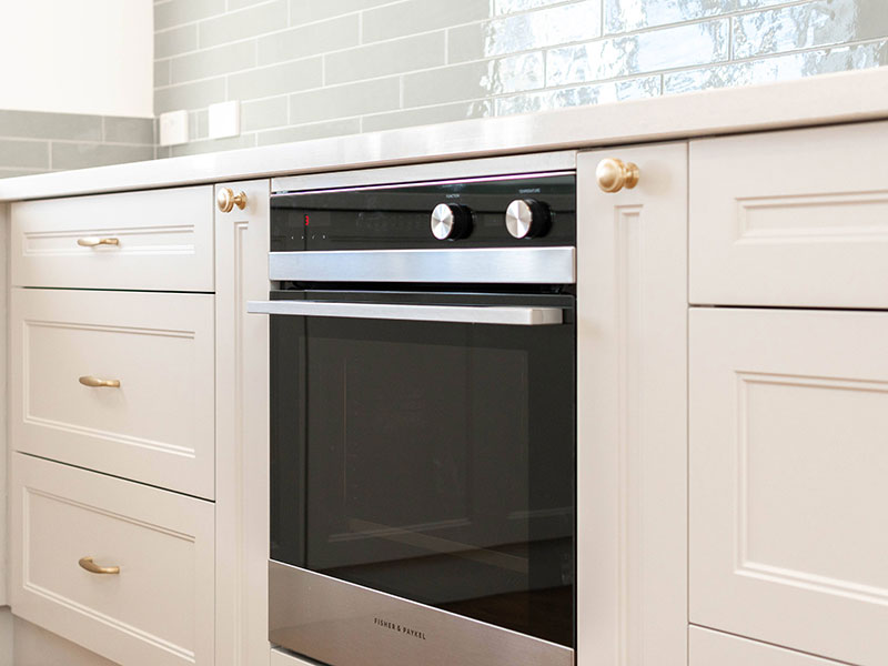Bayswater oven draws cabinet