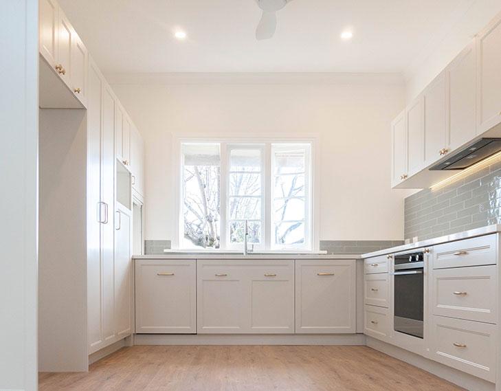 Premium Perth Kitchen renovation