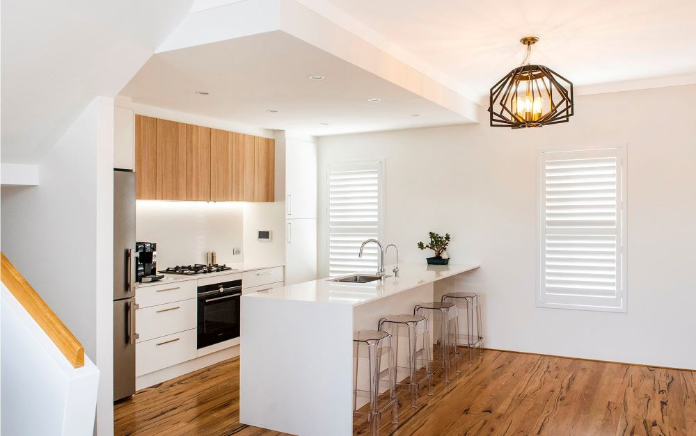 Renovated kitchen, Mt. Lawley