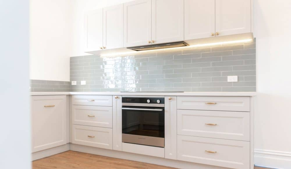LED lighting is still the best option if you're looking to have under-cabinet lights in your home.
